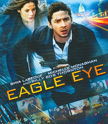 EAGLE EYE BY LABEOUF,SHIA (Blu-Ray)